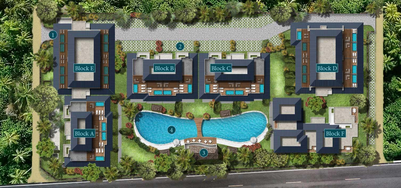 Ki Resort - Master Plan